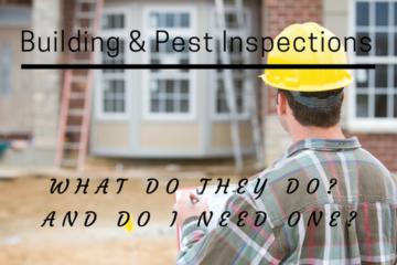 Building/Pest Inspector - The Property Buyers Guide by Simply Altruism_Building & Pest Inspections_What do the do and do I need one? Explaining exactly what to expect including what a building and pest inspector will do at an inspection.