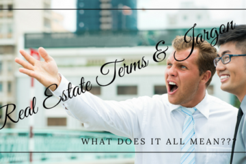 Real Estate Terms - The Property Buyers Guide by Simply Altruism_Real Estate Terms & Jargon_What does it all mean. Explaining what the most commonly used terminology in real estate and their meanings