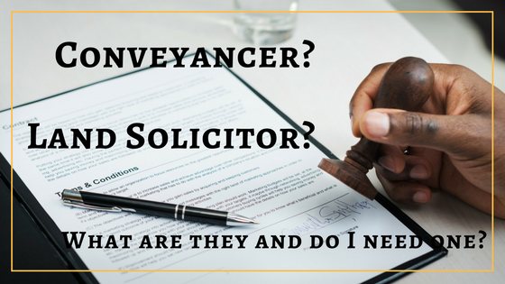Conveyancer? Land Solictor? - The Property Buyers Guide by Simply Altruism_Conveyancer? Land Solictor? What are they and do I need one?
