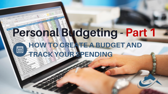 personal budget part1 how to create a budget track your spending