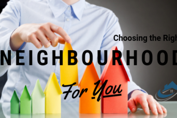 The Property Buyers Guide by Simply Altruism - 7 key points to consider when choosing the right neighbourhood for you