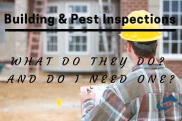 Building/Pest Inspector - The Property Buyers Guide by Simply Altruism - Building & Pest Inspections - What do they do and do I need one? Explaining exactly what to expect, including what a building and pest inspector will do at an inspection.