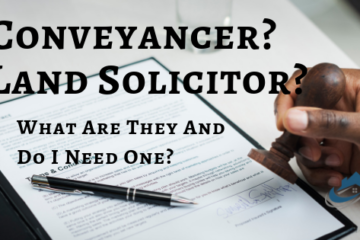 The Property Buyers Guide by Simply Altruism - Conveyancer? Land Solictor? What are they and do I need one? Explaining what the sales and settlement process is on a typical Australian real estate sale including what a Conveyancer will do for you