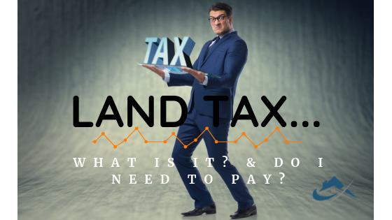 The Property Buyers Guide by Simply Altruism - Land Tax - What is it and do I need to pay? Explaining the rules and regulations around Land Tax and who needs to pay and when.